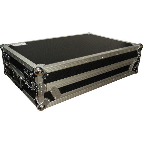 ProX Flight Case with Wheels for Numark NS7II and NS7III Digital Controller