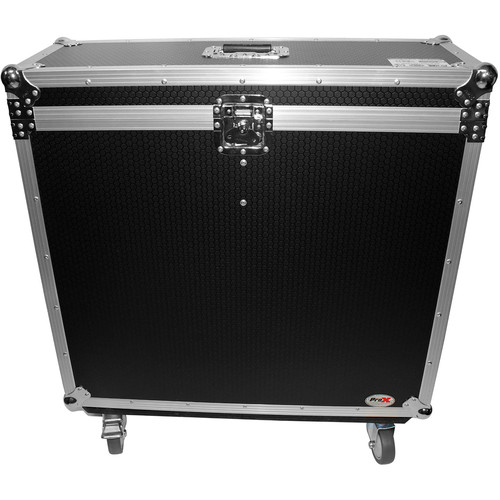 "ProX XS-SI-IMPACTDHW Mixing Case for Soundcraft Si Impact Digital Mixer with Doghouse and 4"" Wheels"