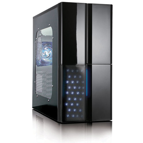 Prudent Way MT620-W ATX Case with Window (No Power)