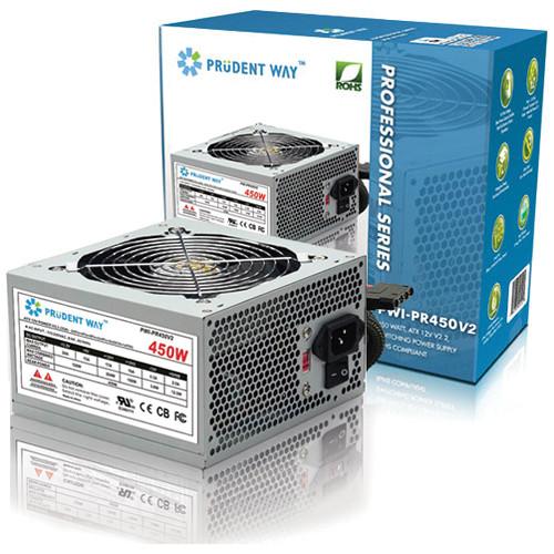 Prudent Way 450W Smart Fan Control Power Supply