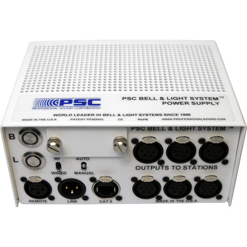 PSC 80-Station Power Supply for Bell & Light System
