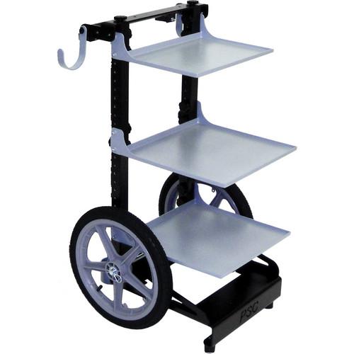 PSC Euro Cart Compact Equipment Cart