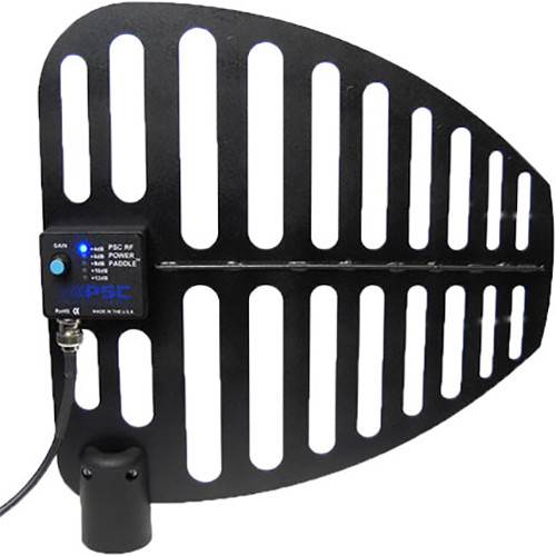 PSC UHF Power Paddle Antenna for UHF Wireless Microphones