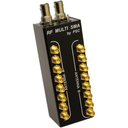 PSC RF Multi SMA 1 x 8 Antenna Splitter