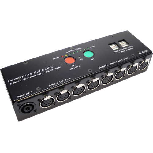 PSC PowerStar Euro LiFE Distribution Box