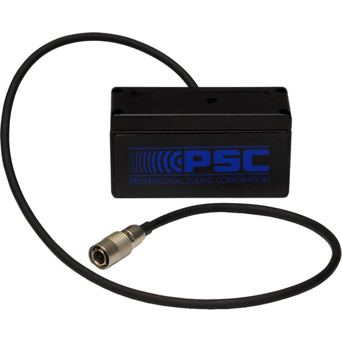 PSC NP-1 Battery Cup with 4-Pin Hirose Connector