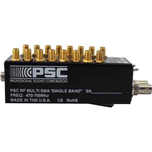 PSC RF Multi SMA (470-700 MHz)