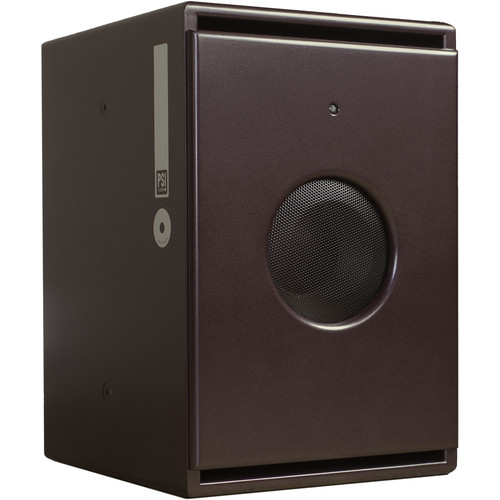"PSI AUDIO Sub A125-M Compact 10"" Powered Subwoofer (Black)"