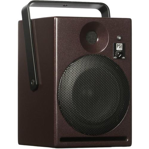 PSI AUDIO A14-M Broadcast - Compact, Nearfield, Powered Monitor (Single, Black)