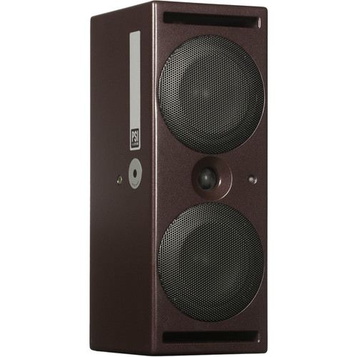 PSI AUDIO A214-M Powered Center-Channel Studio Monitor (Single, Red)