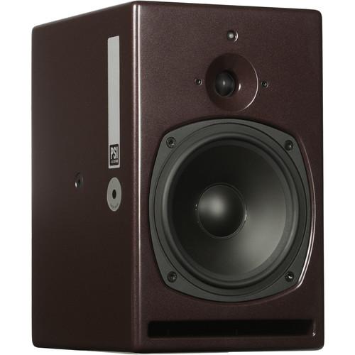 PSI AUDIO A21-M High-Powered, Near to Mid Field Studio Monitor (Single, Black)