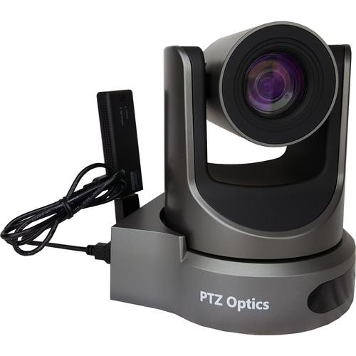 PTZOptics 20X-SDI-W Wireless HDMI Extension System