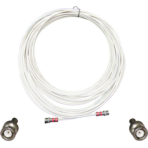 PTZOptics HD-SDI Male to Male Plenum-Rated Video Broadcast Cable (50')