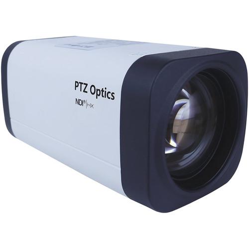 PTZOptics 12x NDI HX ZCAM 3G-SDI Box Camera
