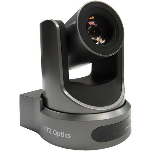 PTZOptics 20x-USB Gen2 Live Streaming Camera (Gray)