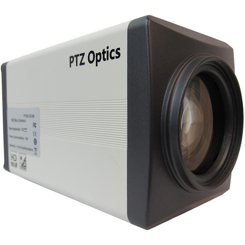 PTZOptics PT20X-ZCAM 2.07MP 1080p HD-SDI Box Camera