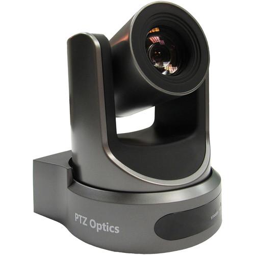 PTZOptics 30X-SDI Gen 2 Live Streaming Broadcast Camera (Gray)