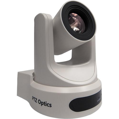 PTZOptics 30X-SDI Gen 2 Live Streaming Broadcast Camera (White)