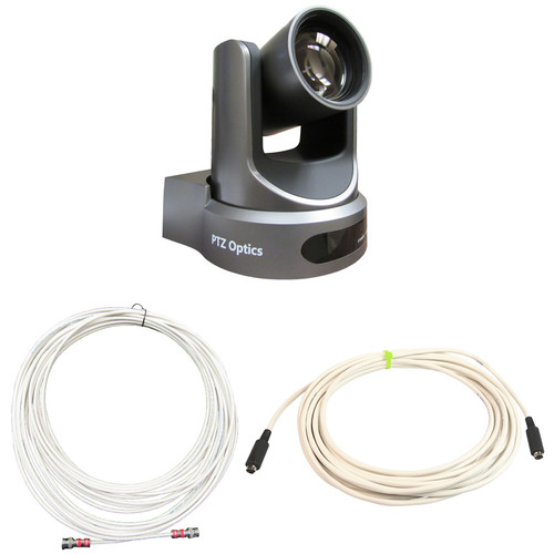 PTZOptics 12x-SDI Gen2 Live Streaming Add-On Camera for Producer+ Kit