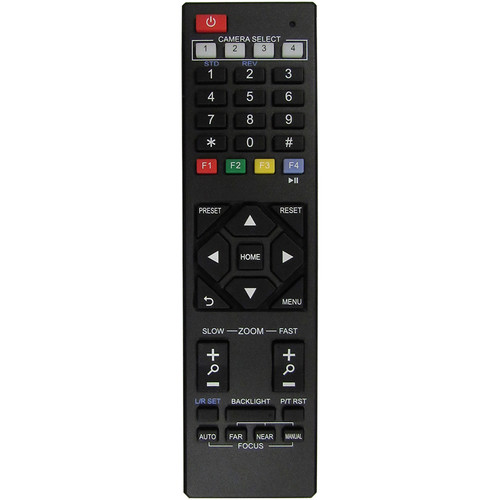 PTZOptics IR Remote Control for PTZ Videoconferencing Cameras