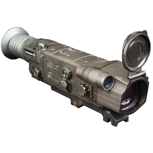 Pulsar PL76312 N750 DIGISIGHT Riflescope with 50mm Lens