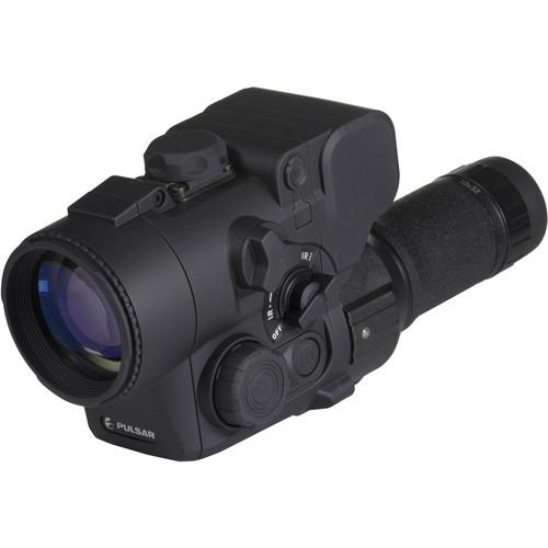 Pulsar DN55 Digital NVD Forward Attachment with 10x32 Eyepiece