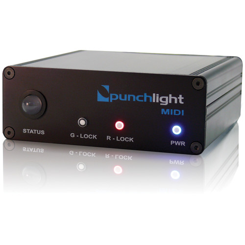 PunchLight PunchLight MIDI Switcher