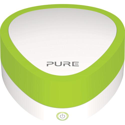 PURE Jongo A2 Collar (Lime Green)