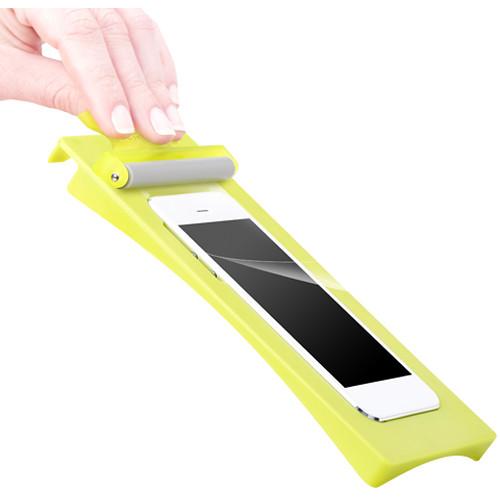 PureGear PureTek Roll-On HD Impact Screen Protector Kit for Galaxy S5