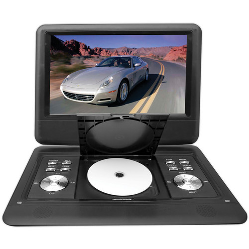 "Pyle Home 14"" Portable DVD Player"
