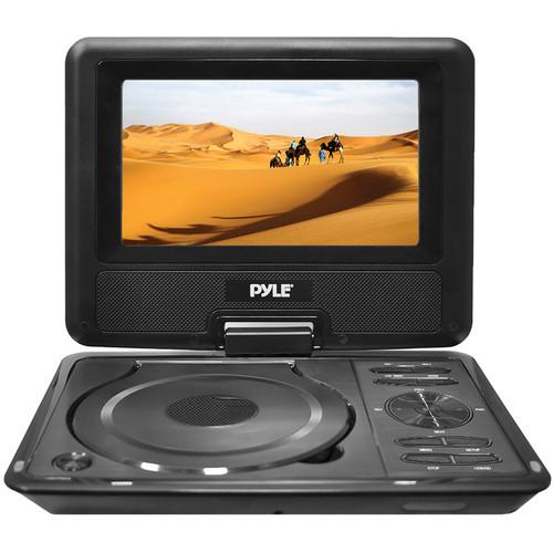 "Pyle Home 9"" Portable DVD Player"