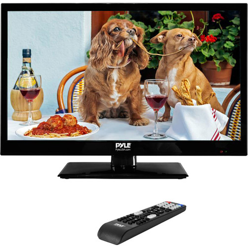 """Pyle Home PTVLED18 18"""" Class HD LED TV"""
