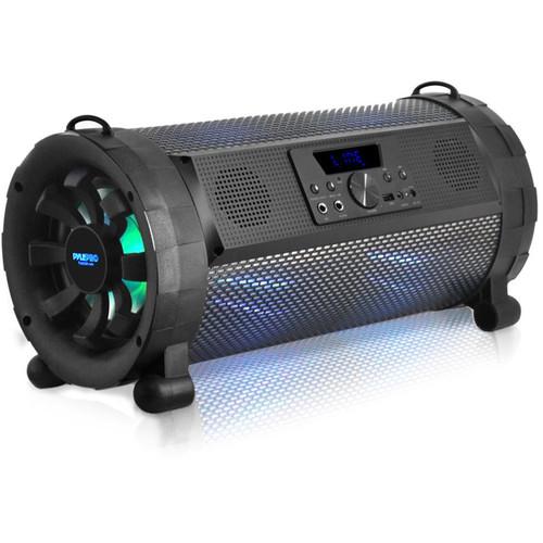 Pyle Pro Street Blaster Portable Bluetooth Boombox Speaker System