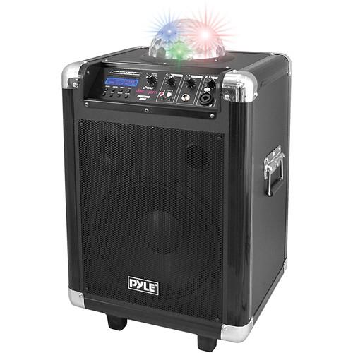 Pyle PCMX280B 400W PA Speaker System