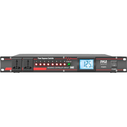 Pyle Pro PCO875 Power Supply Sequence Controller