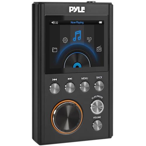Pyle Pro Portable High Resolution Digital Audio Player