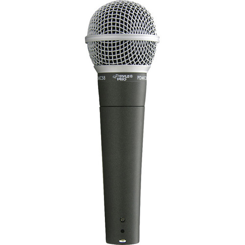 Pyle Pro PDMIC58 Moving-Coil Dynamic Handheld Microphone