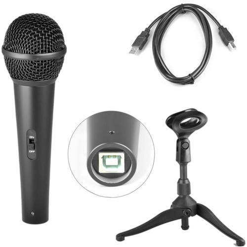 Pyle Pro USB Microphone Recording System