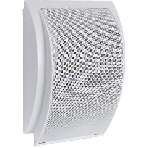 Pyle Pro 6.5'' Indoor Surface Mount PA Wall Speaker with 70V Transformer (White)