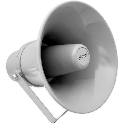 "Pyle Pro 9.7"" Indoor/Outdoor 20W PA Horn with 70V Transformer"