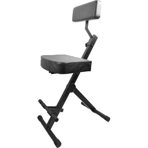 Pyle Pro PKST70 Musician & Performer Chair Seat Stool