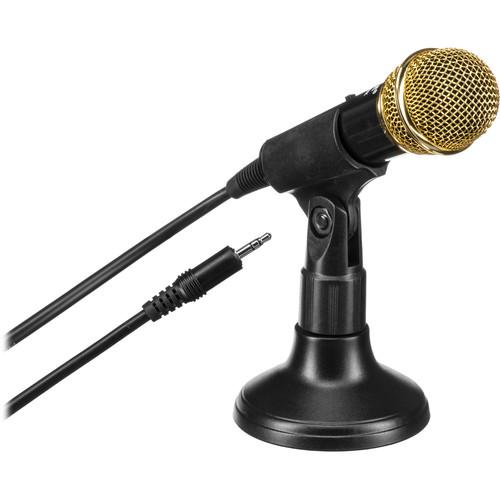 Pyle Pro PMIKC20BK Vocal Condenser Microphone (Black)