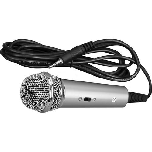 Pyle Pro PMIKC20SL Vocal Condenser Microphone (Silver)