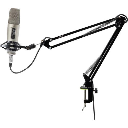 Pyle Pro PMKSH01 Suspension Microphone Boom Arm