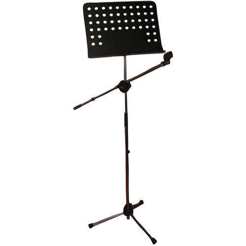 Pyle Pro PMSM9 Tripod Microphone and Music Stand