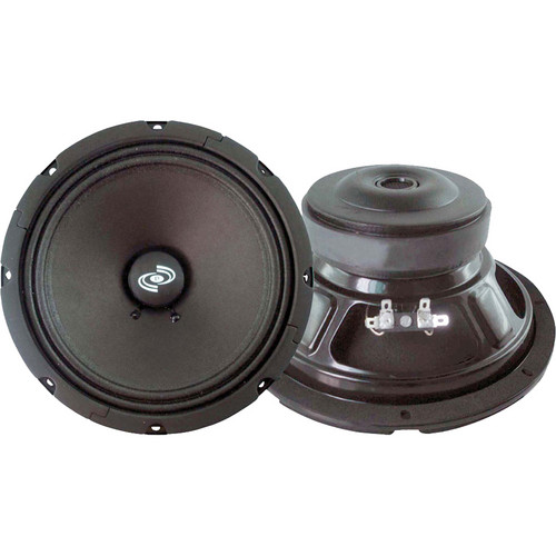 """Pyle Pro PMW8A 8"""" 440W Paper Cone Mid-Woofer"""