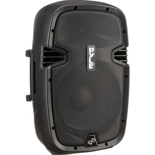 "Pyle Pro PPHP1037UB 10"", 700-Watt Powered 2-Way Speaker"