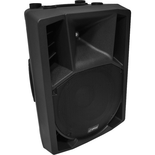 "Pyle Pro PPHP158AI 15"" Portable 2-Way 1400 Watt PA Speaker with USB & iPod Dock"