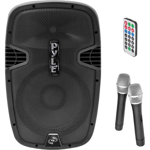 "Pyle Pro PPHP159WMU 15"" 800W Bluetooth Loudspeaker System"