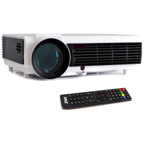 Pyle Pro PRJD903 2000-Lumen LCD Projector
